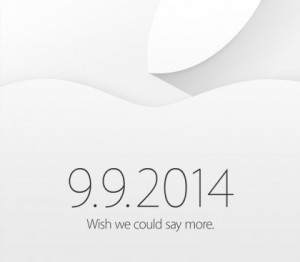 Apple 9 Sep